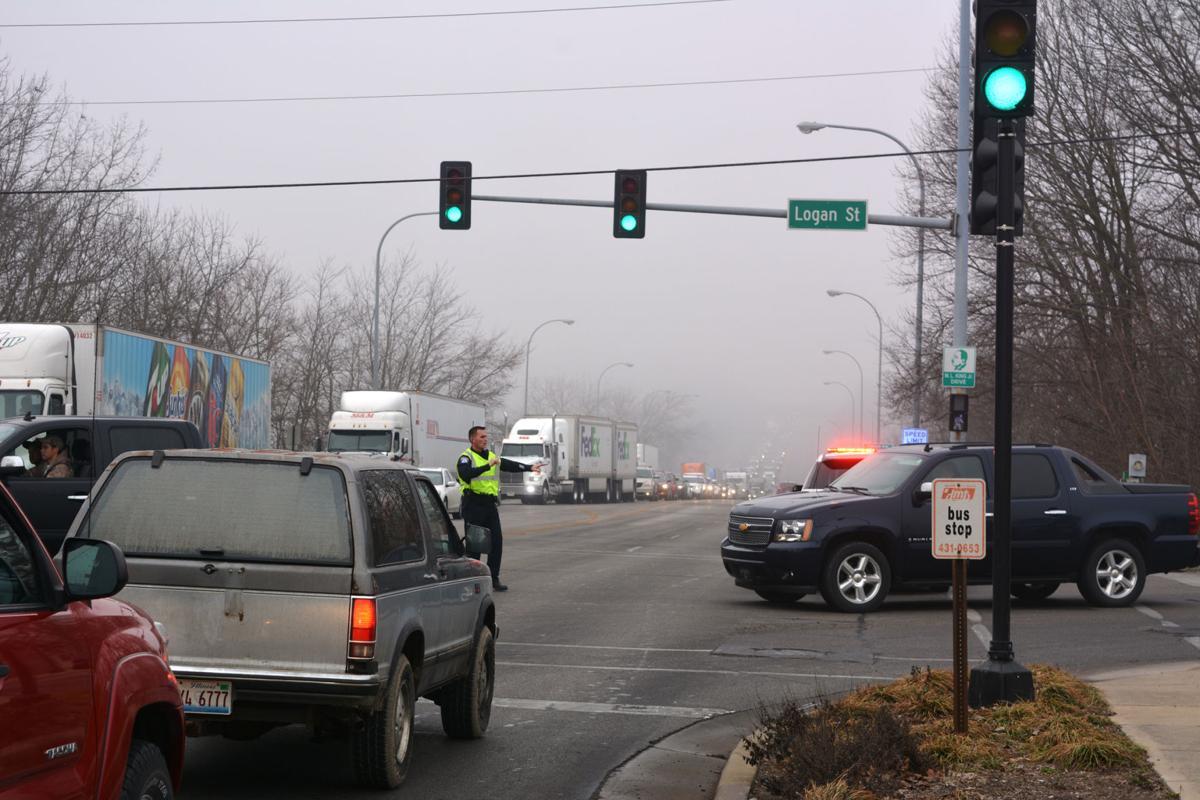 Illinois vermilion county fairmount - Traffic