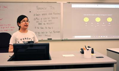 DACC transitions to online teaching