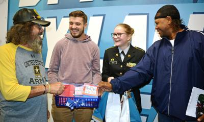 DACC welcomes veterans to new space