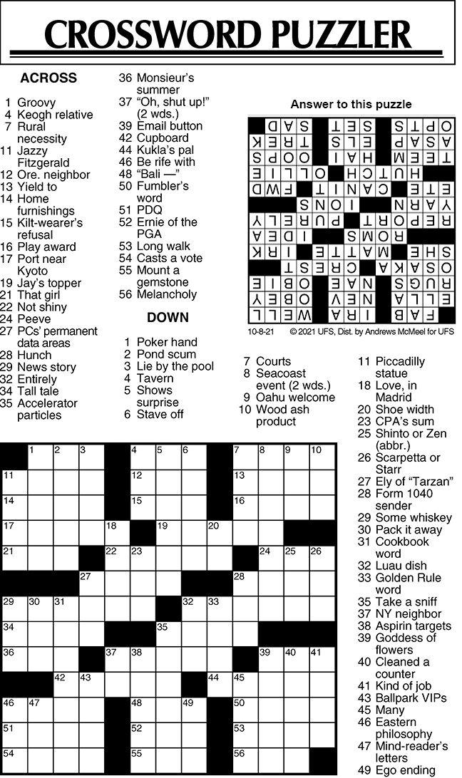 Puzzle 100821