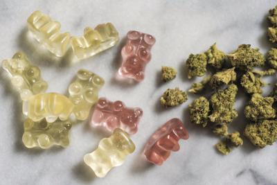 Marijuana and edibles