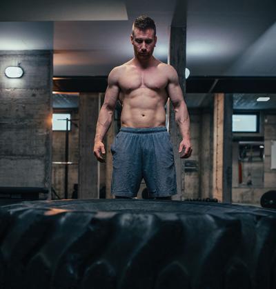 Men Weight Training