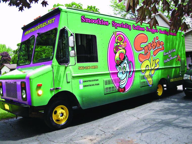Rochester Food Trucks Bring Tasty Meals To Public Market