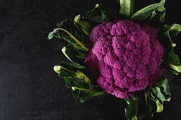 Q1 Eats Cauliflower