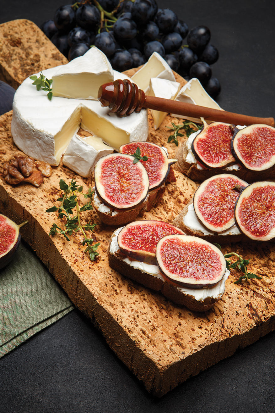 Grilling Figs