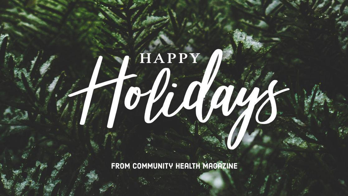 We wish you great health and wellness this season!