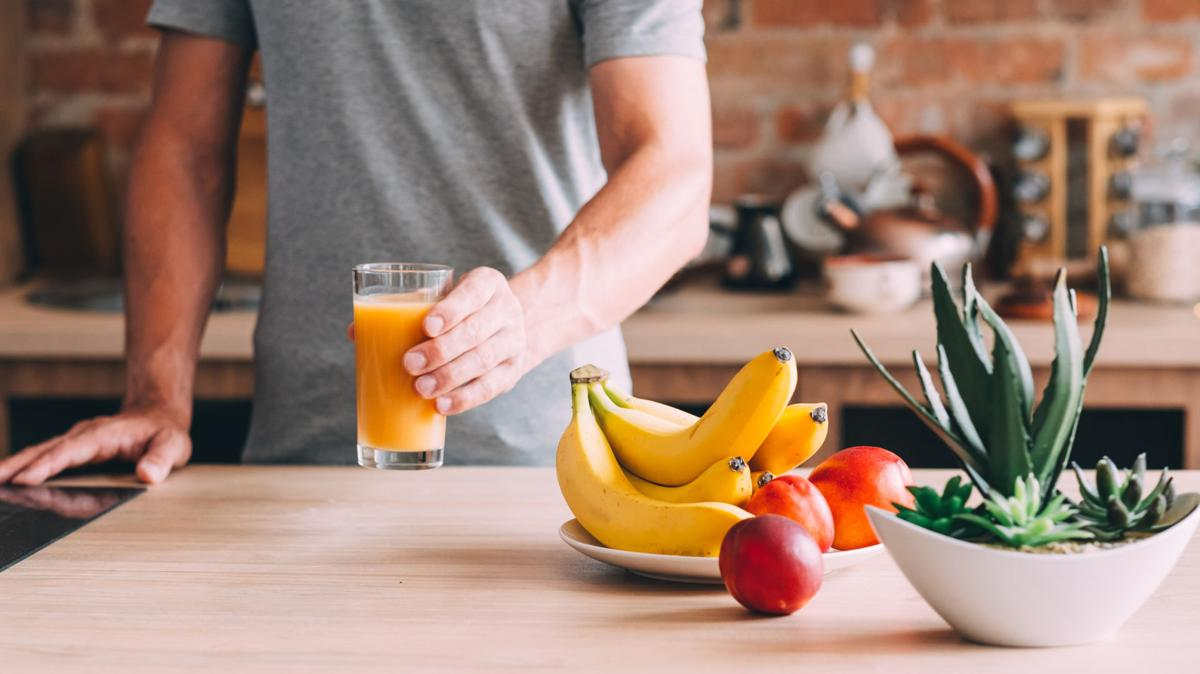 healthy habit balanced diet