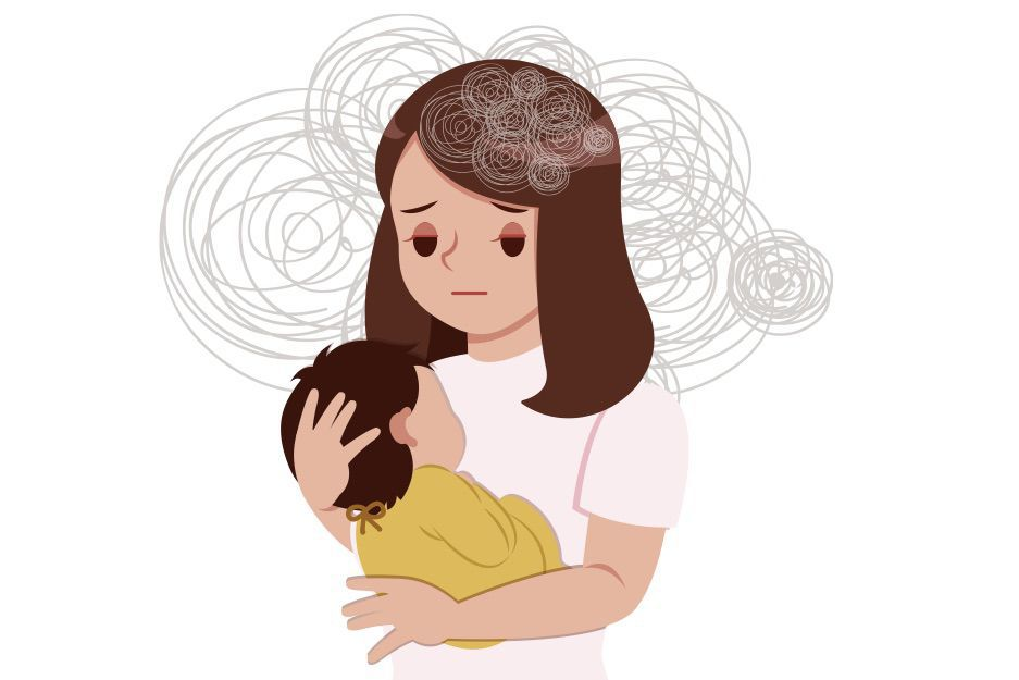 Spot The Signs Of Postpartum Depression Mind And Body Communityhealthmagazine Com