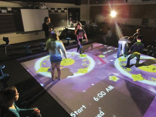 Multimedia learning lab helps students embrace technology ...