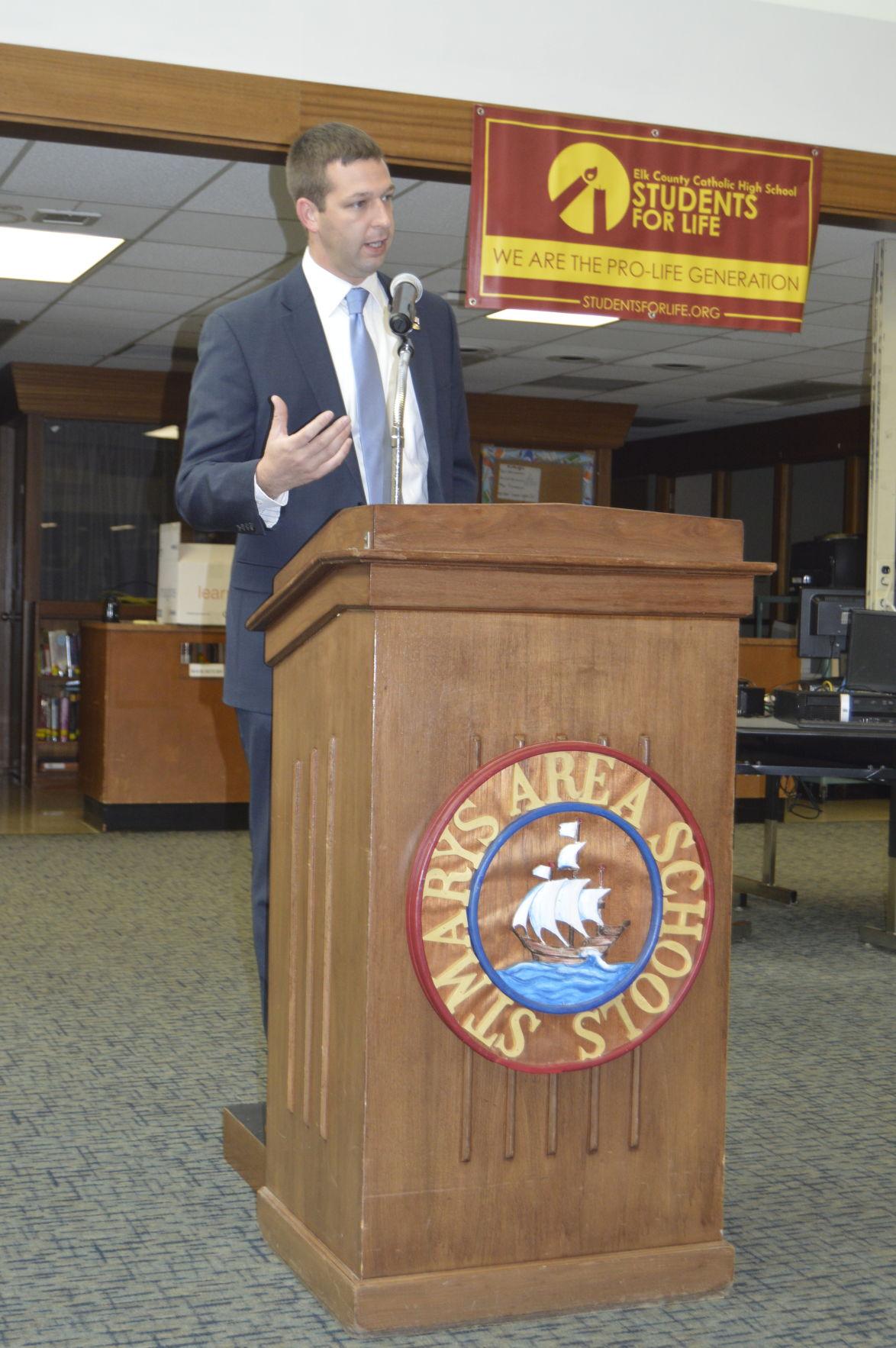 Rep. Matt Gabler