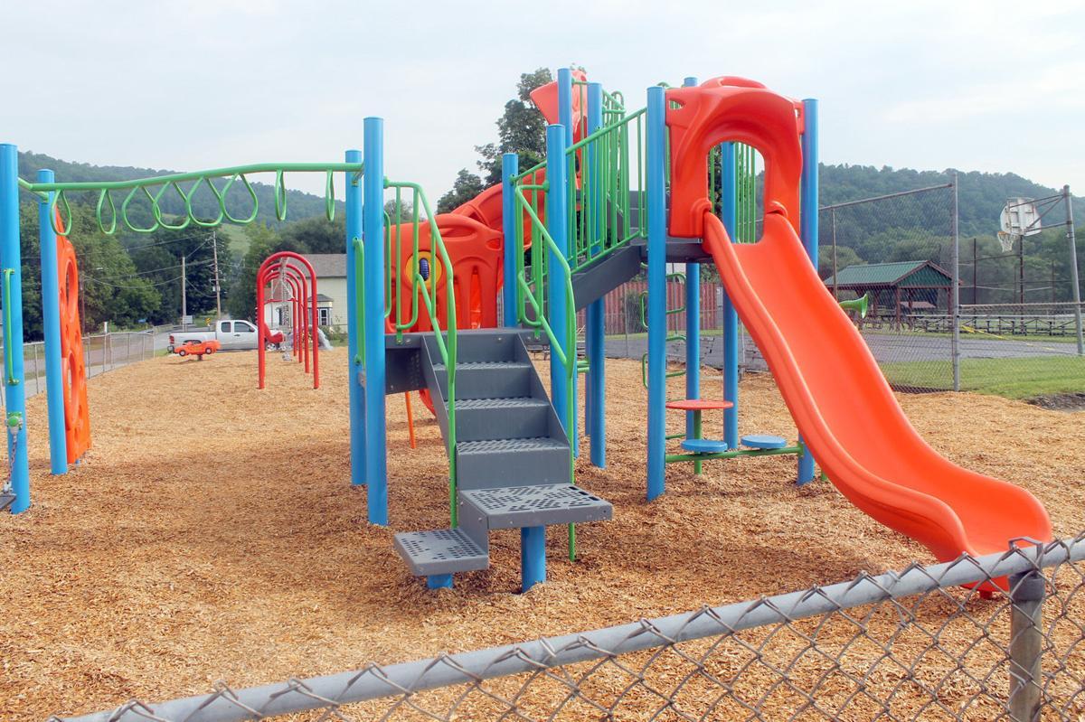 Roseville has new playground