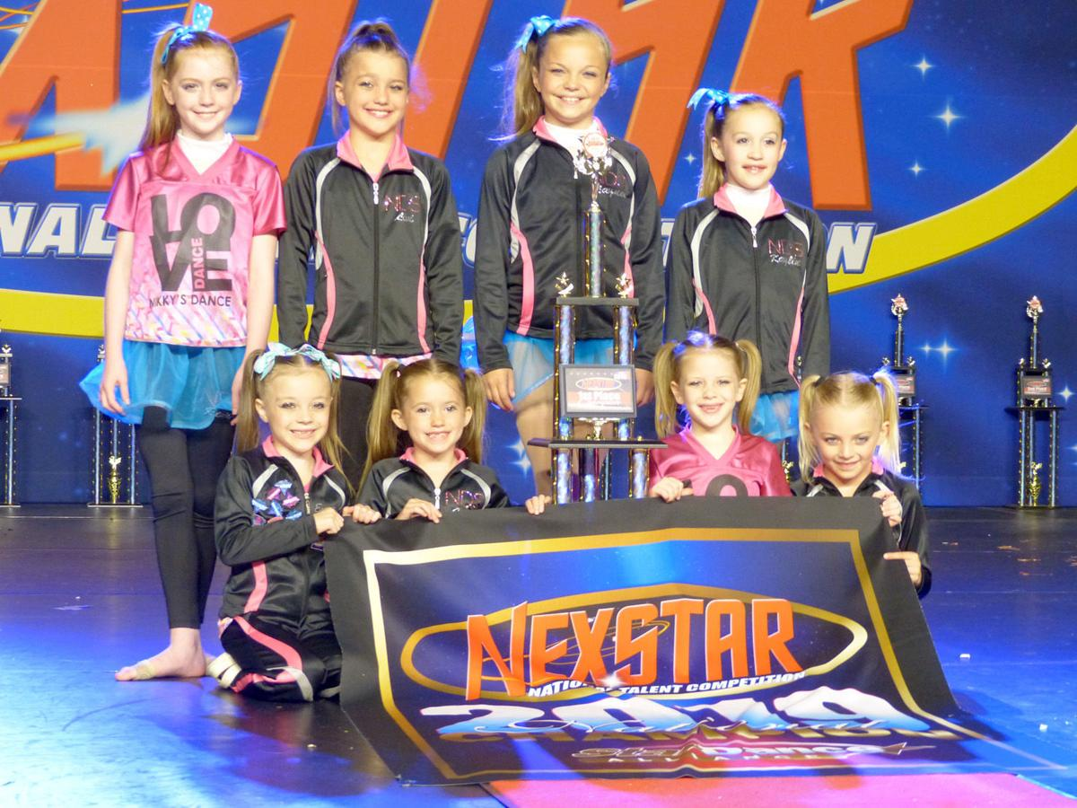 Nikky's Dance teams win championships