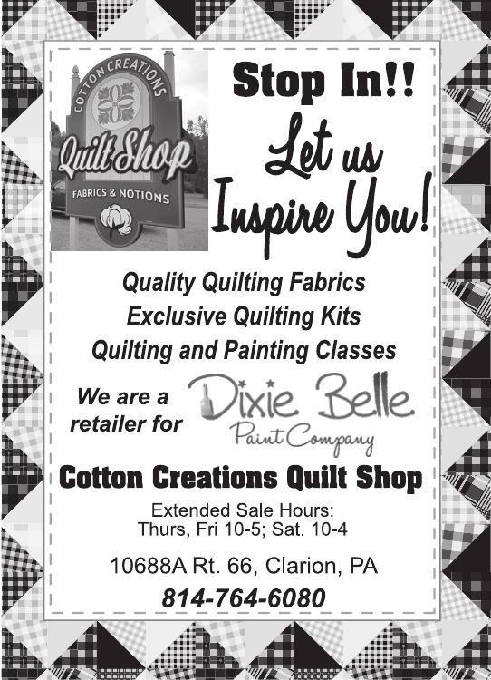 Cotton Creations Quilt Shop