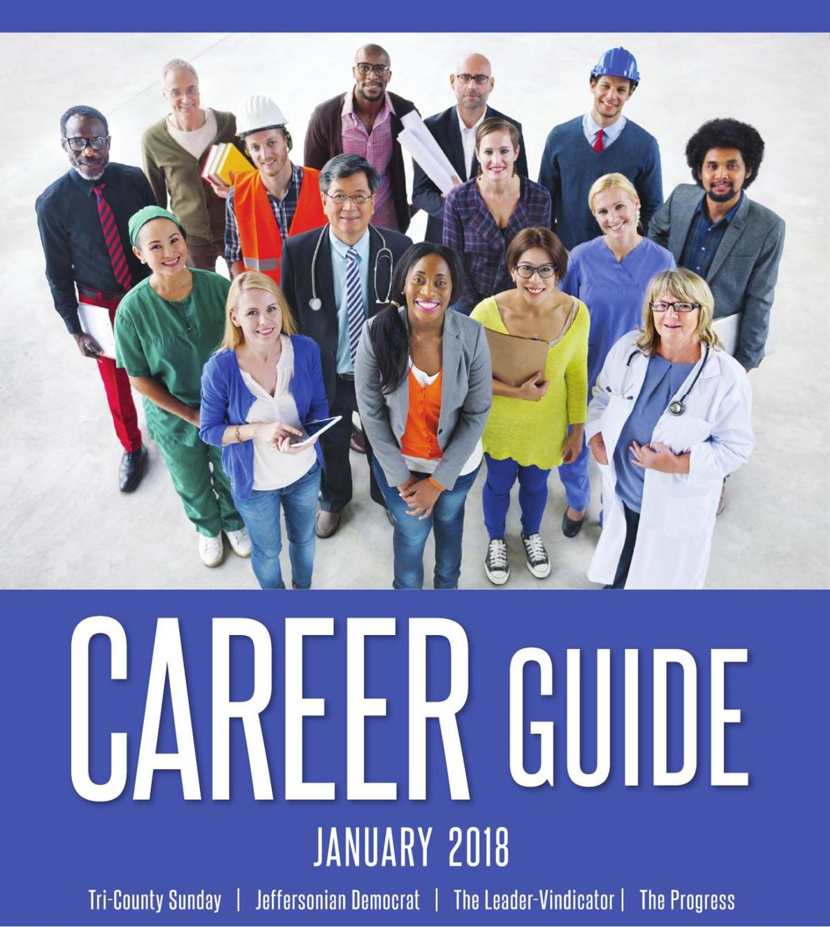 Career Guide Cover 2018