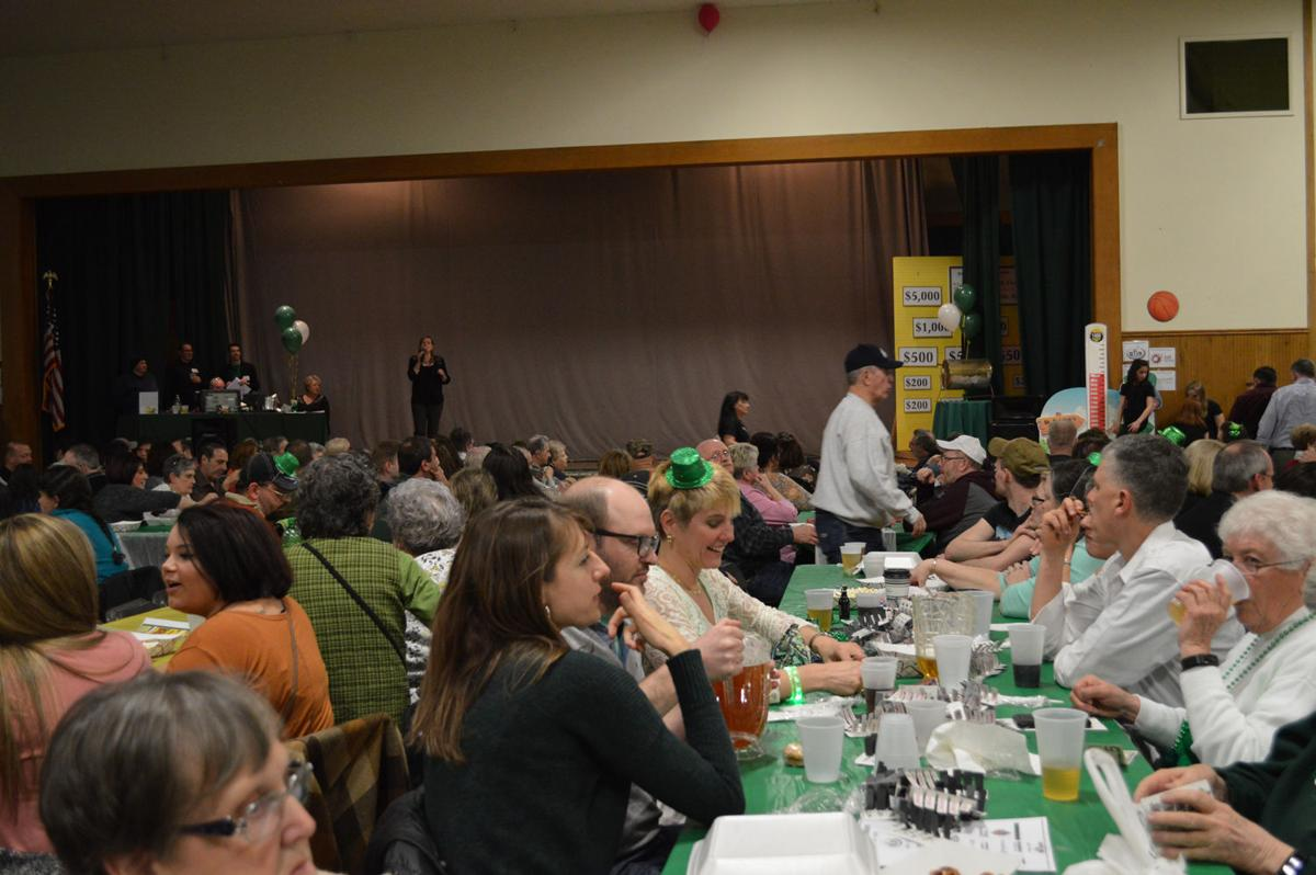 St. Patrick's Day Party and Raffle