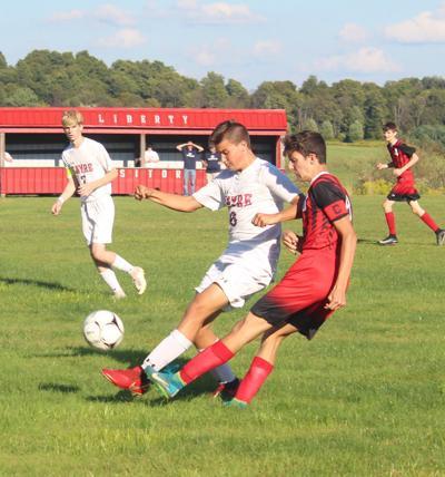 North penn Liberty Soccer