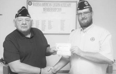 Legionnaire of the Month