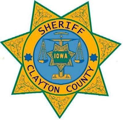 Clayton County Sheriff's Log: Aug  5-21 | Oelwein Daily