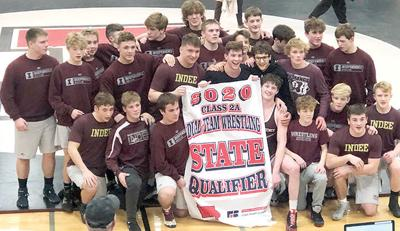 Independence Wrestling Team going to state