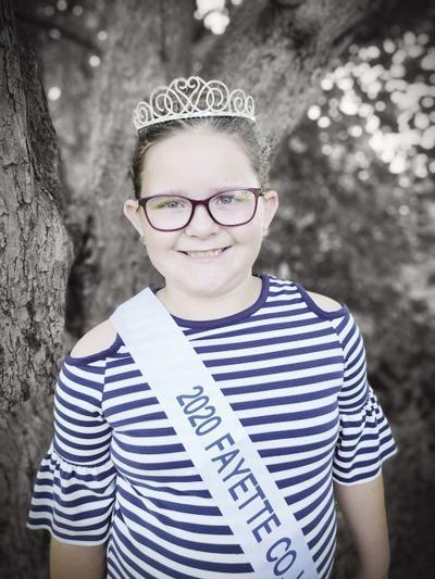 Meet Little Miss Squirt Katelynn Sadler