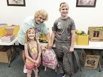 Salvation Army School Supplies Magner