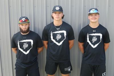 Bennett McKee, Brody Grawe, Grant Bryant