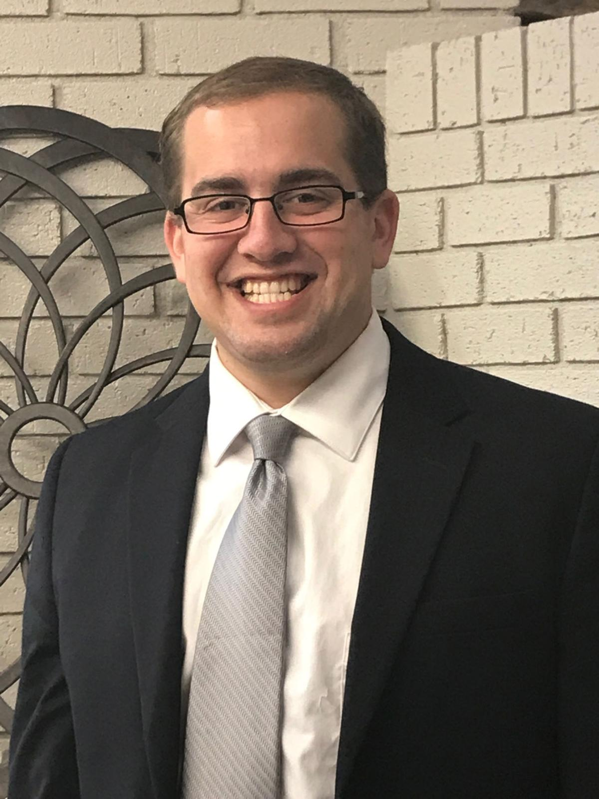 tyler oppman named financial representative with the funk group of northwestern mutual