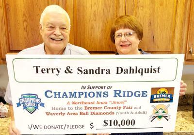 Dahlquists pledge to Champions Ridge