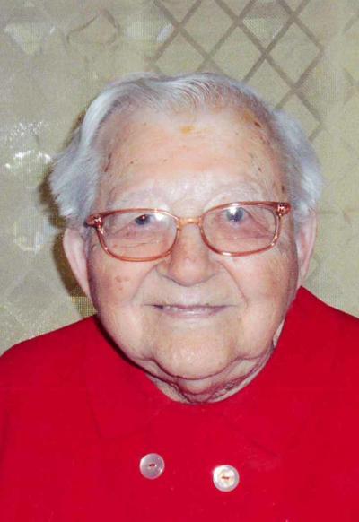 Margaret Mary Albrecht September 27, 1920- February 12, 2020
