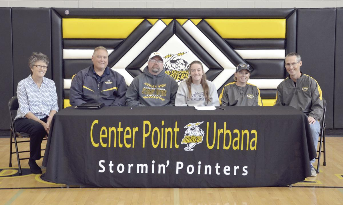 Cpu s henderson signs with mount mercy university sports for Mount mercy email
