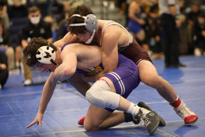 Indee wrestling Brandon O'Brien 011321