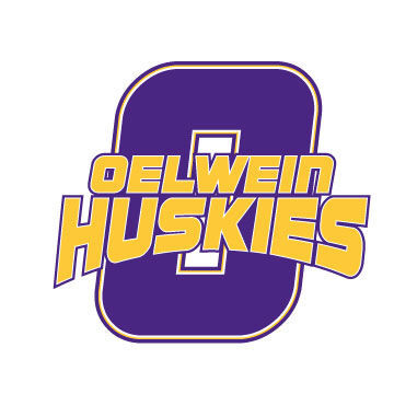 Oelwein Huskies purple O logo (copy) (copy)