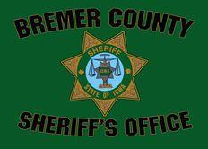 Bremer County Sheriff's Office logo
