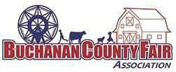 Buchanan County Fair Association logo 2020
