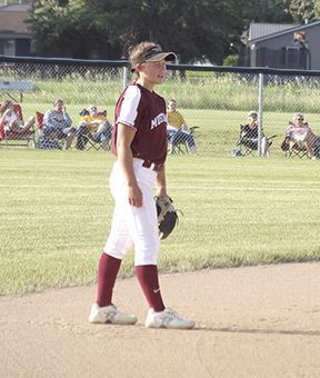 Indee Softball Marleigh Louvar vs. CPU 061820