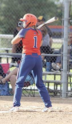 Jesup softball Jenna Jensen 062720