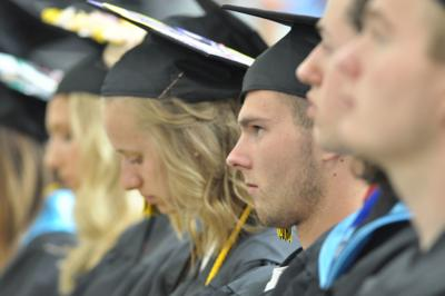 Alternate school graduates