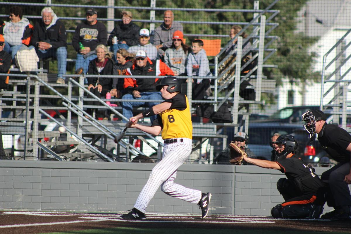 Pete McMillin batting CC 6-12-19