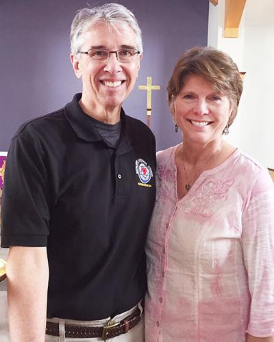 Pastor Mark and LuAnn Urlaub