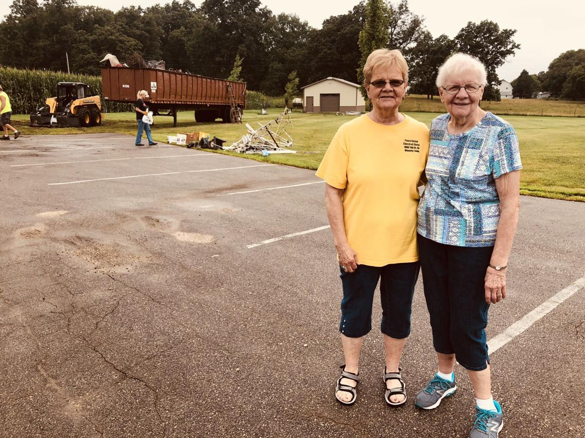 Peace United Church of Christ holds successful scrap metal drive