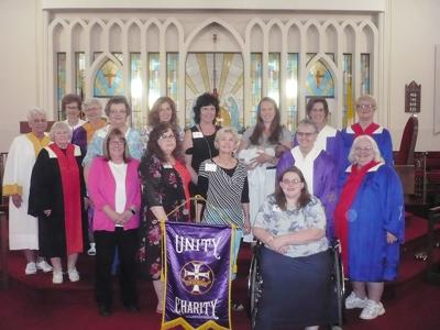 Catholic Daughters induct new members