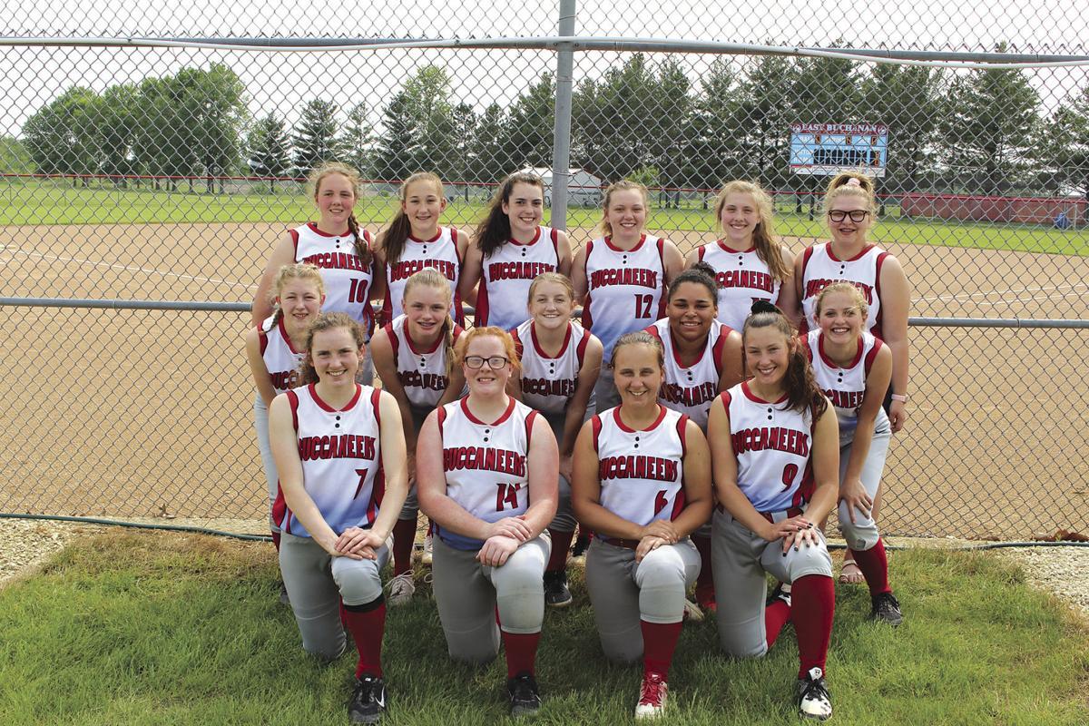 East Buchanan softball geared up to play