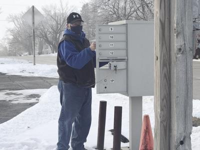 Longtime rural postal carrier retires