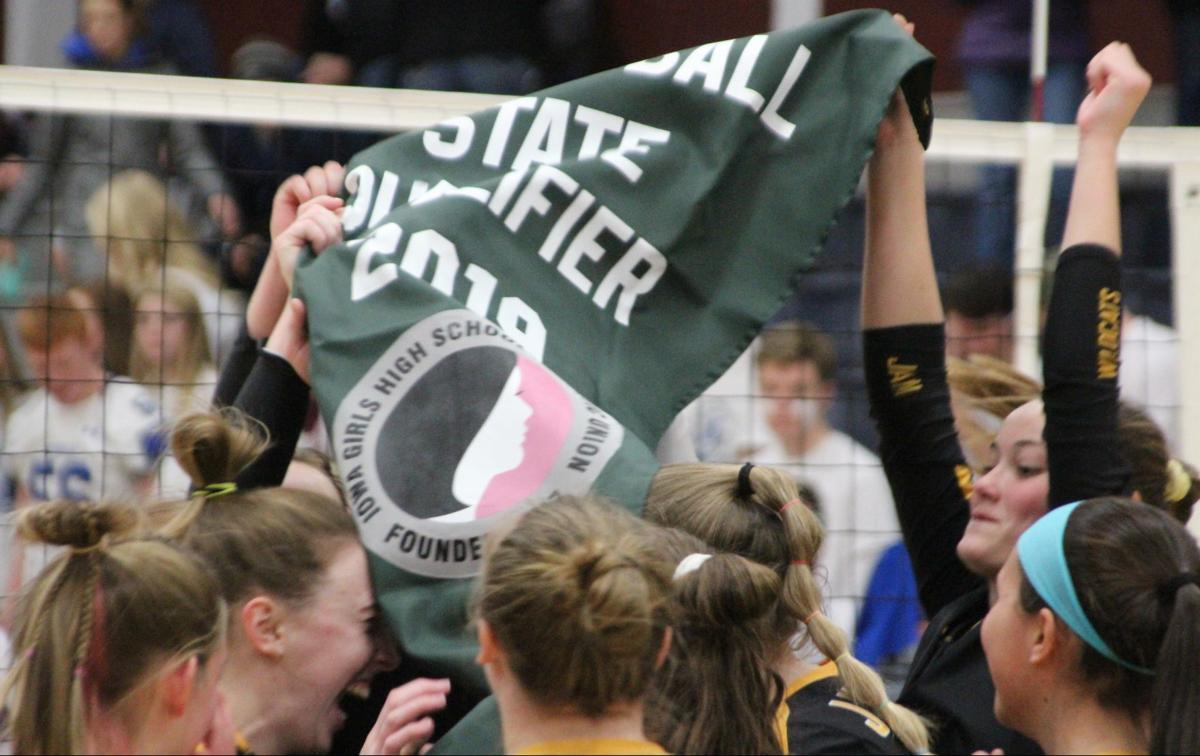 Janesville holds up the flag