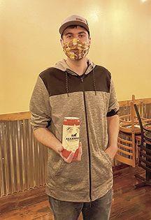 Brandon Mikel of Allerton Brewery