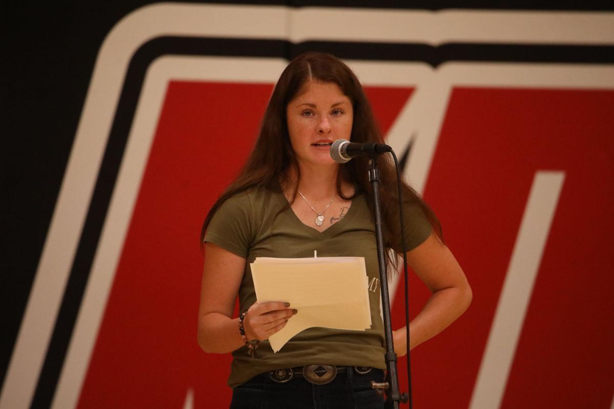 Courtney Powell, Fields of Faith