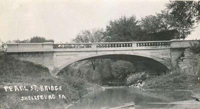 Pearl Street Bridge, Shellsburg