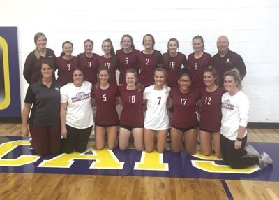 Mustangs clinch WAMAC West with win over Benton