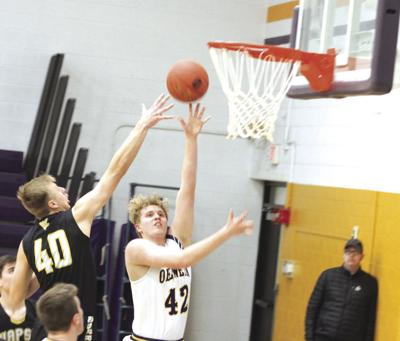 BOYS HOOPS: Wapsie Valley comes from behind to beat Oelwein