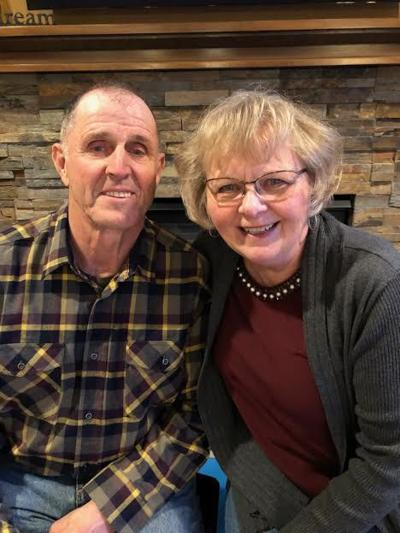 Gary and Dianne Wendel